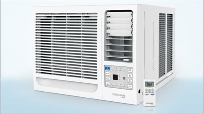 「窗口式冷氣機」