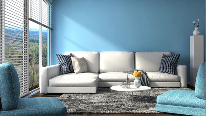 「客廳裝修,規劃動線與延伸視覺」