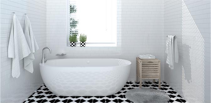 「浴室防水應該點做?」