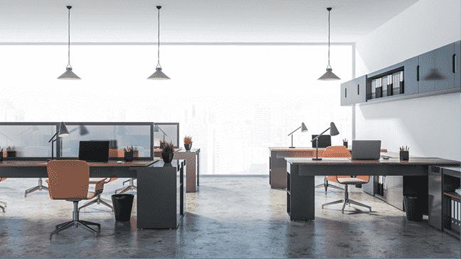 「中環」辦公室局部裝修
