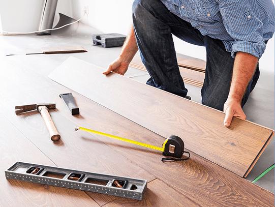 Q:時間耐咗,木地板出現磨損現象?