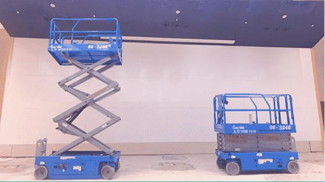 「升降台使用安全」