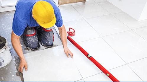 Step3:衛浴瓷磚拆卸