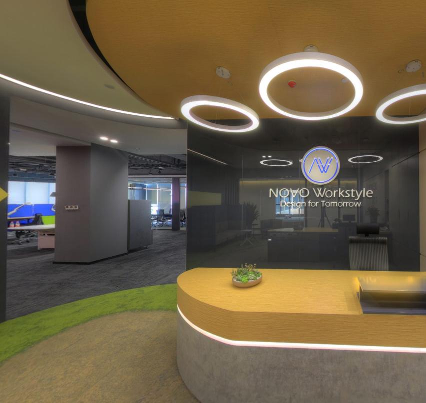 : 北京展厅360°虚拟实境