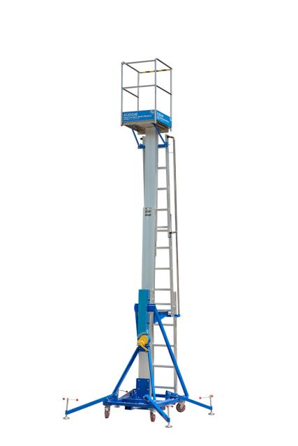 KUDO46 – 4.6米手搖式高空作業平台 KUDO4.6 CE certified Hand-cranked Aerial Platform